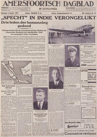 Amersfoortsch Dagblad / De Eemlander 1937-10-06