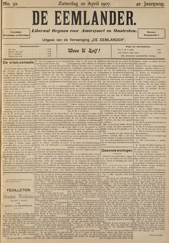 De Eemlander 1907-04-20