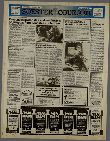 Soester Courant 1984-10-03