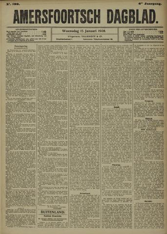 Amersfoortsch Dagblad 1908-01-15