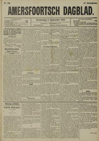 Amersfoortsch Dagblad 1904-09-15