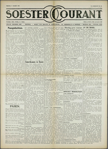Soester Courant 1959-03-27