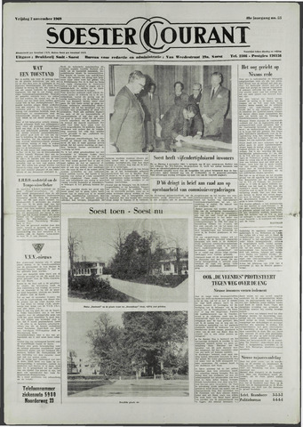 Soester Courant 1969-11-07