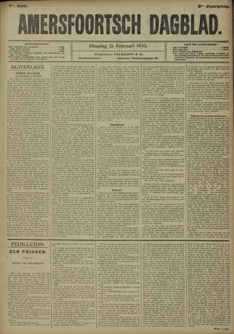 Amersfoortsch Dagblad 1905-02-21