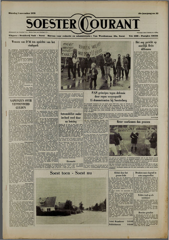 Soester Courant 1970-11-03