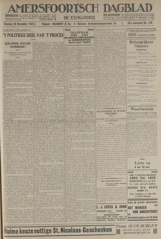 Amersfoortsch Dagblad / De Eemlander 1933-11-28