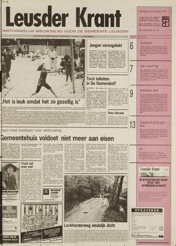 Leusder Krant 1993-10-20