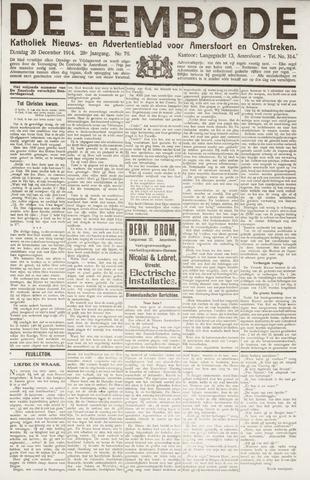 De Eembode 1914-12-29