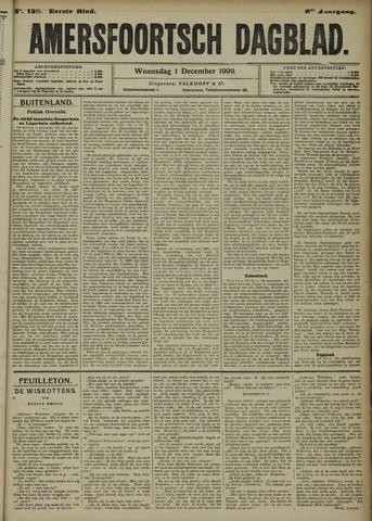 Amersfoortsch Dagblad 1909-12-01