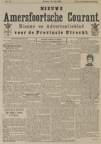 Nieuwe Amersfoortsche Courant 1903-07-18