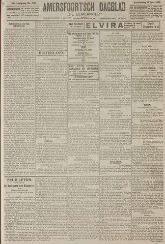 Amersfoortsch Dagblad / De Eemlander 1925-06-11