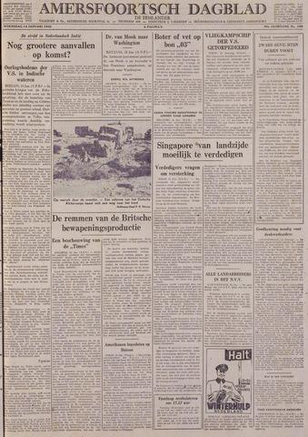Amersfoortsch Dagblad / De Eemlander 1942-01-14