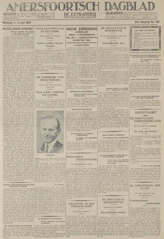 Amersfoortsch Dagblad / De Eemlander 1929-01-14
