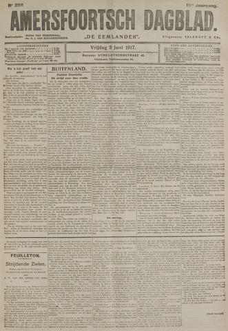 Amersfoortsch Dagblad / De Eemlander 1917-06-08