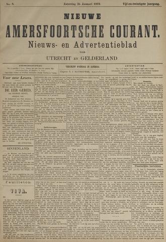 Nieuwe Amersfoortsche Courant 1896-01-25