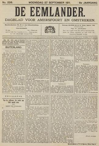 De Eemlander 1911-09-27