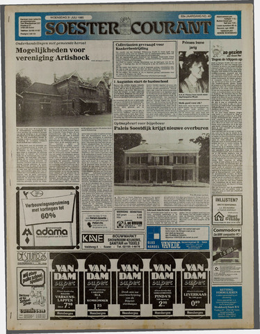 Soester Courant 1985-07-31