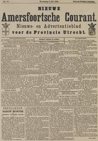 Nieuwe Amersfoortsche Courant 1904-07-06