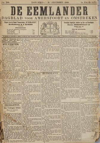 De Eemlander 1908-12-31
