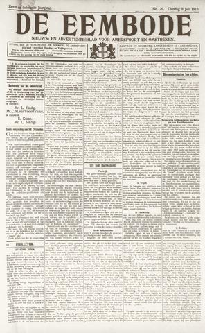 De Eembode 1913-07-08