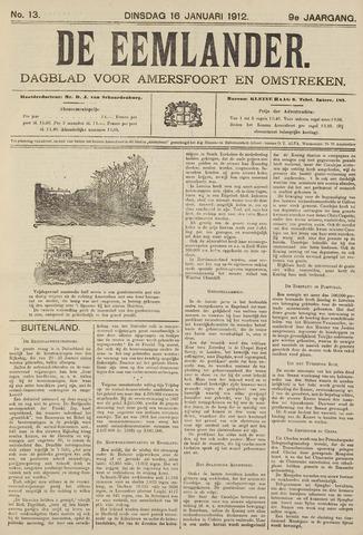 De Eemlander 1912-01-16