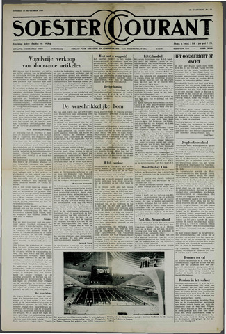 Soester Courant 1964-09-22