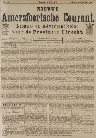 Nieuwe Amersfoortsche Courant 1899-07-05