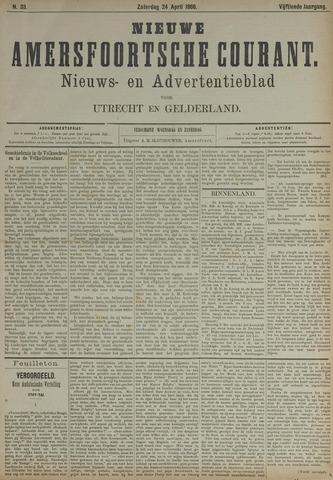 Nieuwe Amersfoortsche Courant 1886-04-24