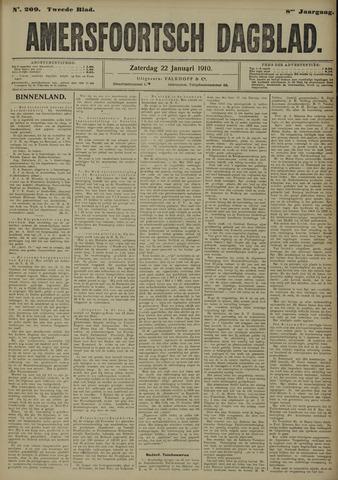 Amersfoortsch Dagblad 1910-01-22
