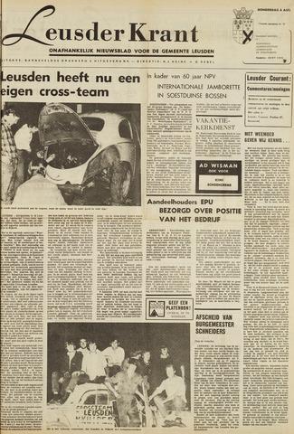 Leusder Krant 1970-08-06
