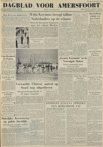 Dagblad voor Amersfoort 1950-12-27