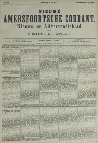 Nieuwe Amersfoortsche Courant 1892-06-08