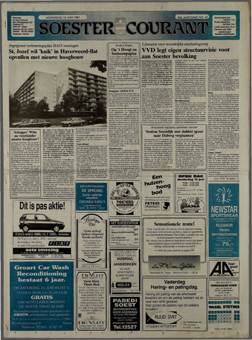 Soester Courant 1991-06-12