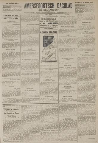 Amersfoortsch Dagblad / De Eemlander 1927-01-19