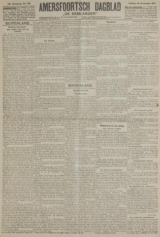 Amersfoortsch Dagblad / De Eemlander 1917-11-23
