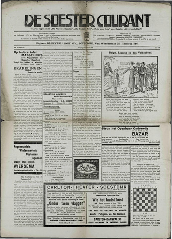 Soester Courant 1936-10-23
