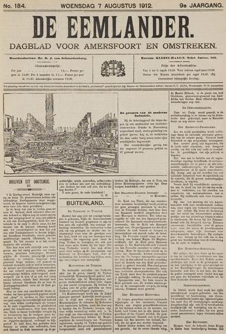 De Eemlander 1912-08-07