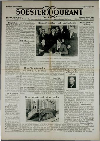 Soester Courant 1965-11-12