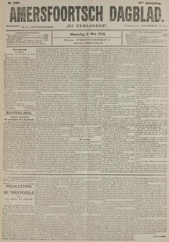 Amersfoortsch Dagblad / De Eemlander 1916-05-08