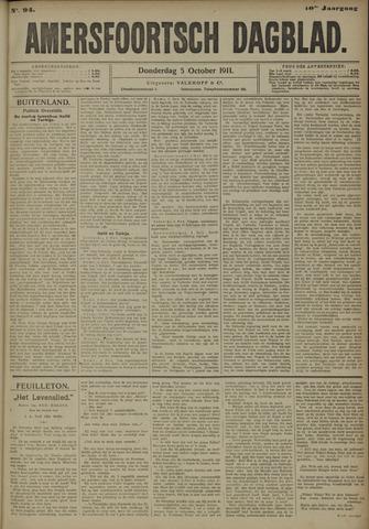 Amersfoortsch Dagblad 1911-10-05