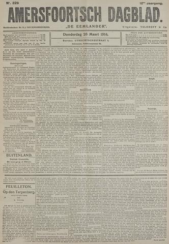Amersfoortsch Dagblad / De Eemlander 1914-03-26