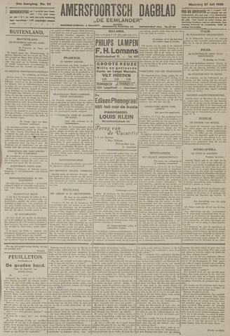 Amersfoortsch Dagblad / De Eemlander 1925-07-27