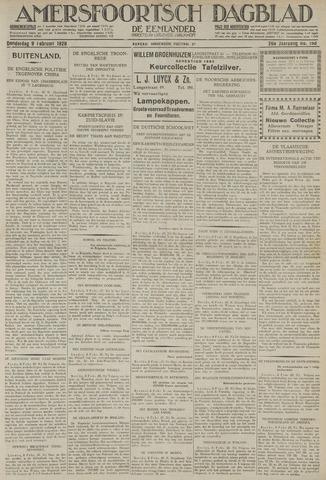 Amersfoortsch Dagblad / De Eemlander 1928-02-09