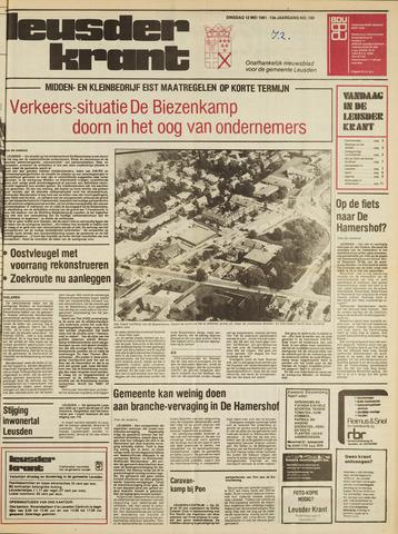 Leusder Krant 1981-05-12