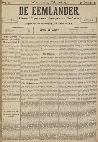 De Eemlander 1907-01-27