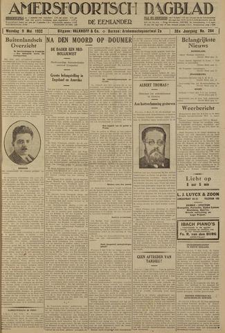 Amersfoortsch Dagblad / De Eemlander 1932-05-09