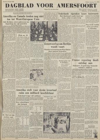 Dagblad voor Amersfoort 1948-07-20