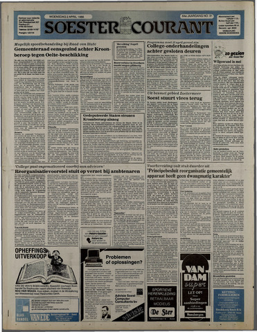 Soester Courant 1986-04-02