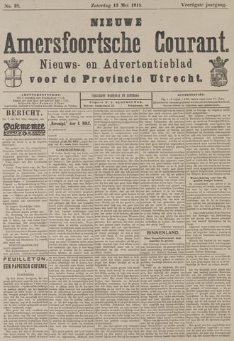 Nieuwe Amersfoortsche Courant 1911-05-13