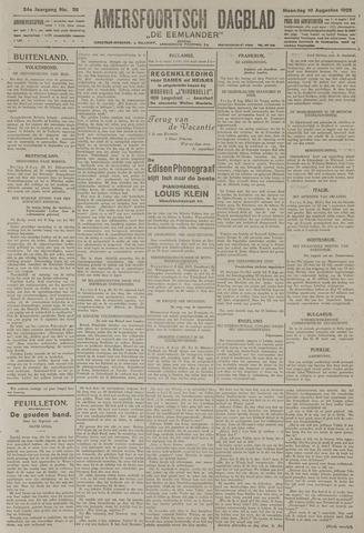 Amersfoortsch Dagblad / De Eemlander 1925-08-10